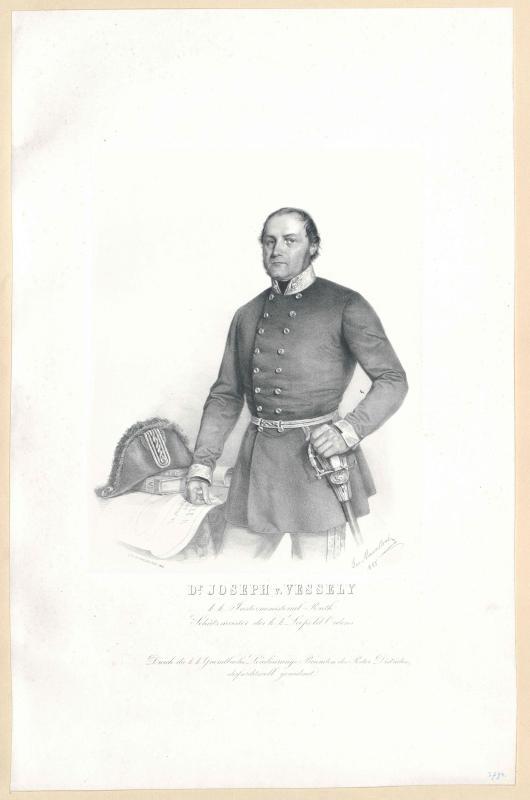 Wesselý, Joseph Ritter von