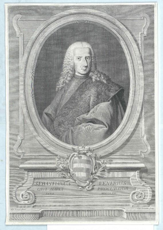 Venerius, Sebastian