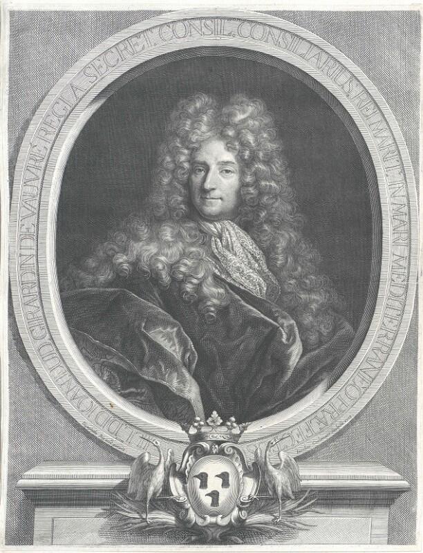 Vauvré, Jean Louis Girardin de