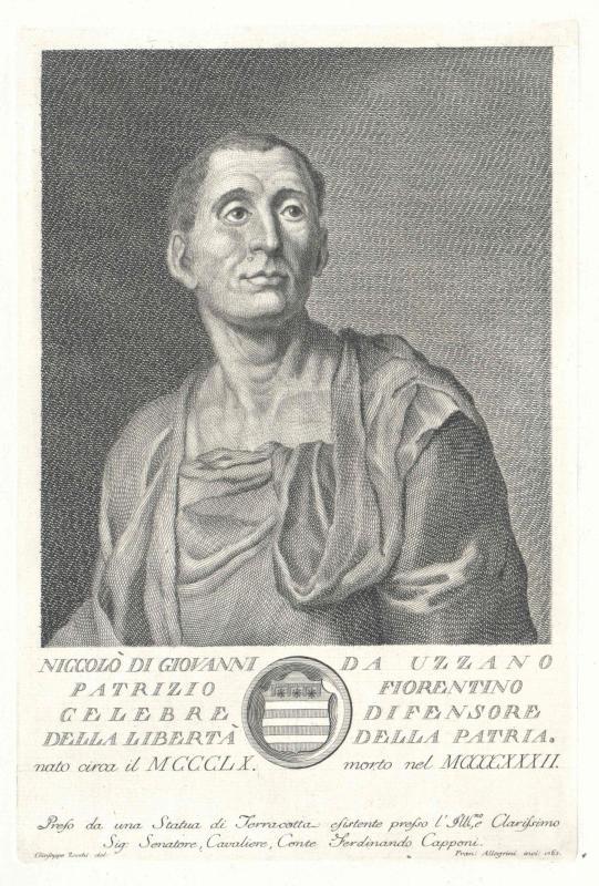 Uzzano, Niccolò di Giovanni da