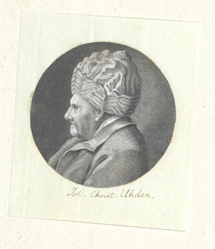 Uhden, Johann Christian