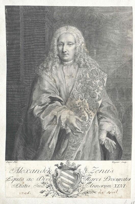 Zeno, Alessandro
