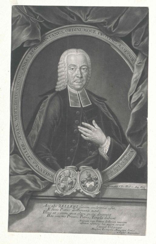 Zeller, Johannes