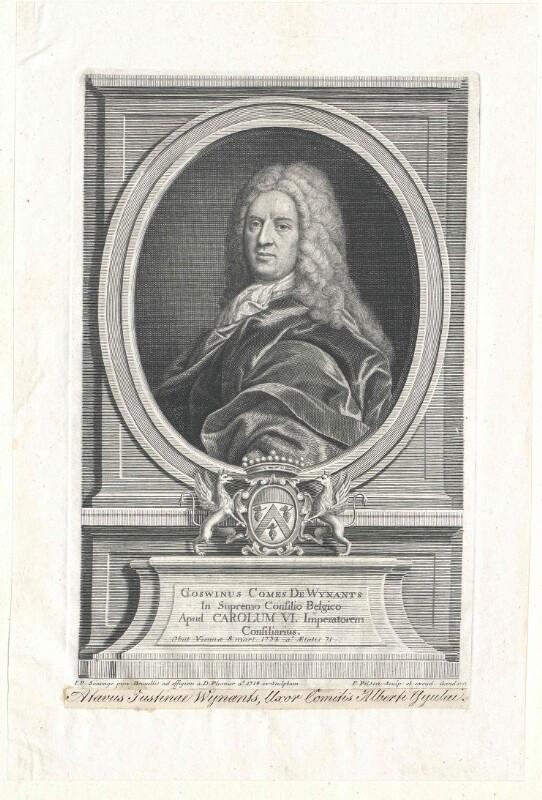 Wynants, Goswin Graf von