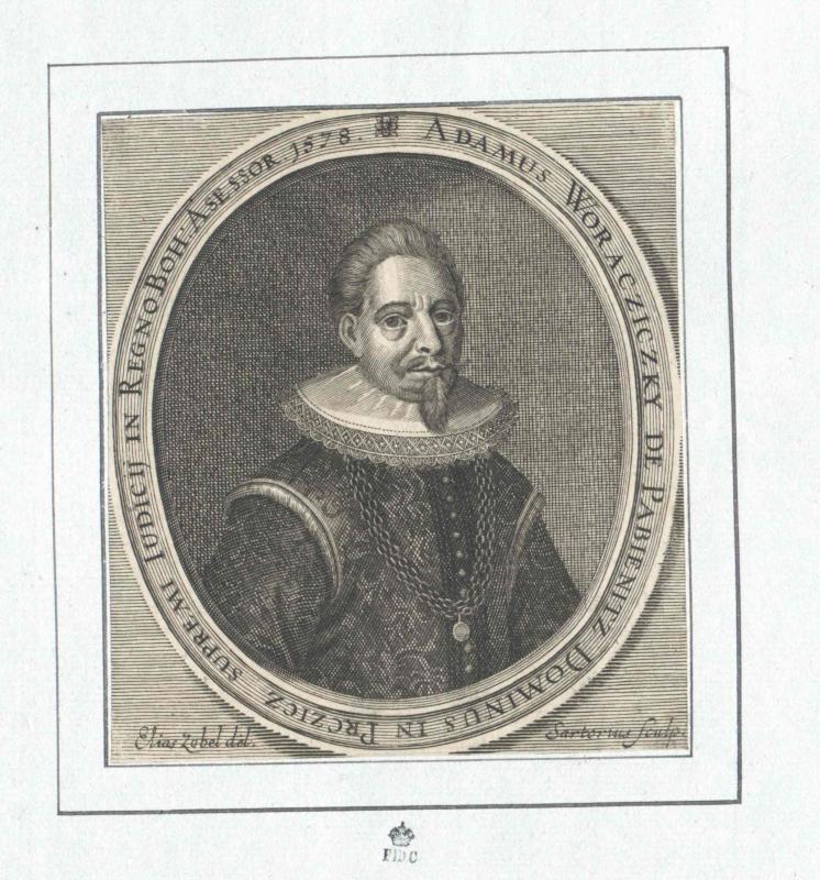Woracziczky von Pabienitz, Adam