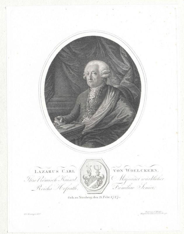 Wölckern, Lazarus Karl
