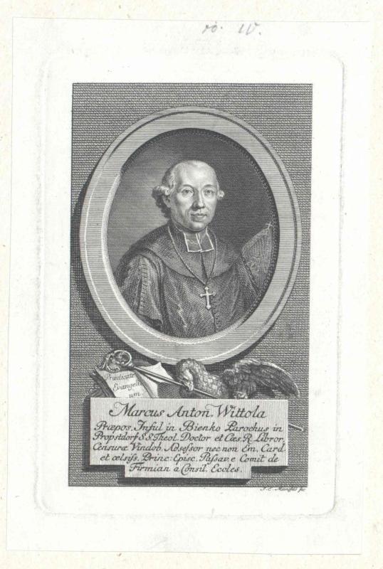 Wittola, Marcus Antonius