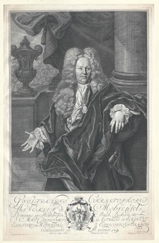 Winckler von Mohrenfels, Wolfgang Christoph