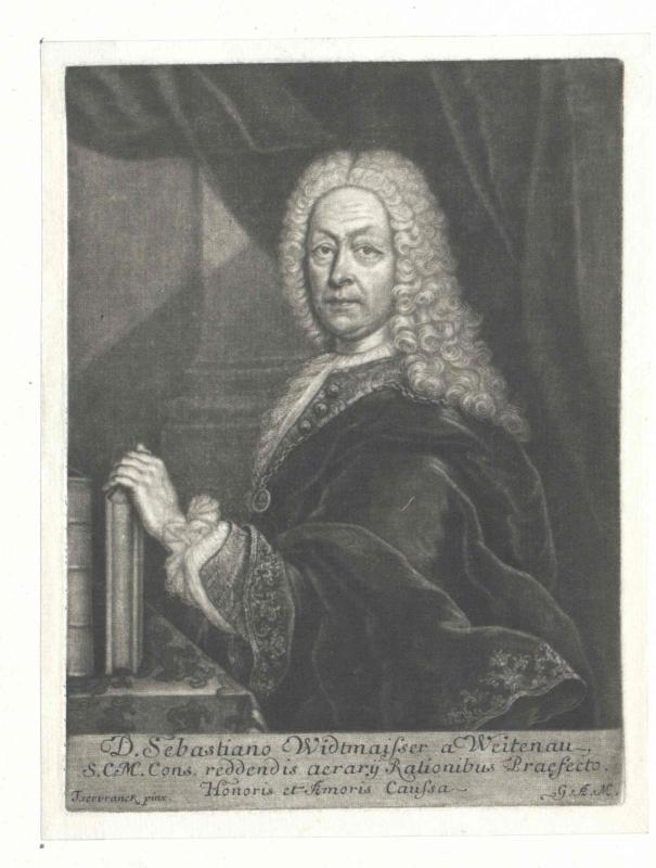 Widtmaisser von Weitenau, Sebastian