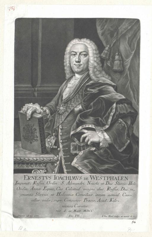 Westphalen, Ernst Joachim von