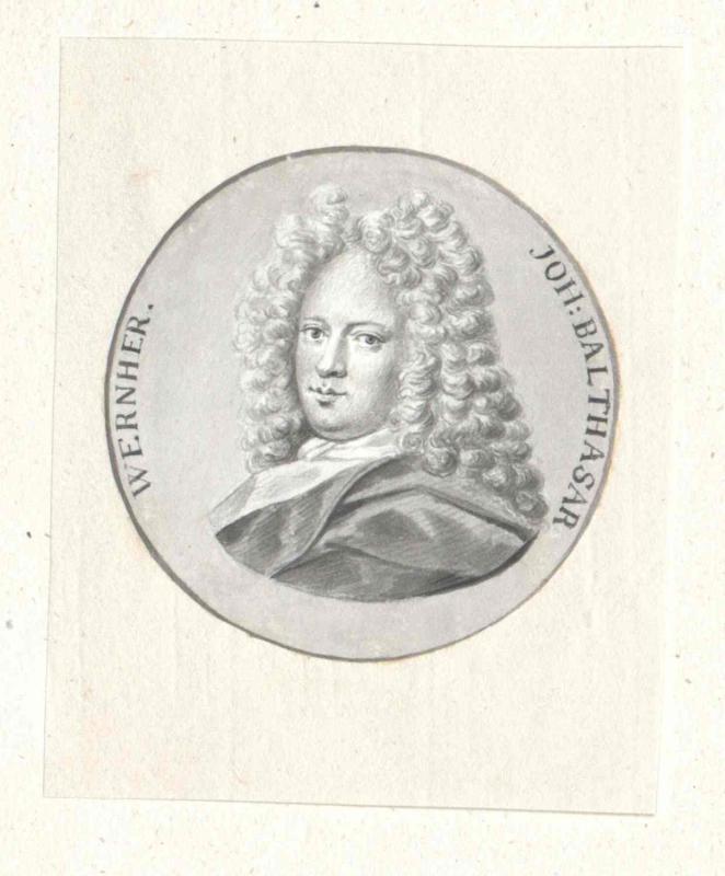 Wernher, Johann Balthasar Freiherr von