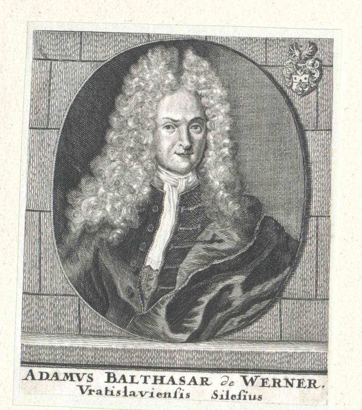 Werner, Adam Balthasar von