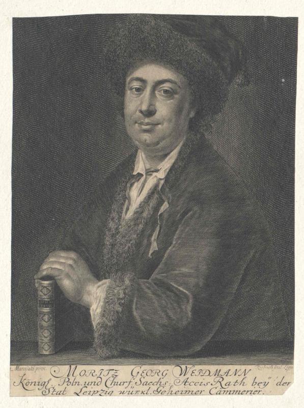 Weidmann, Moritz Georg