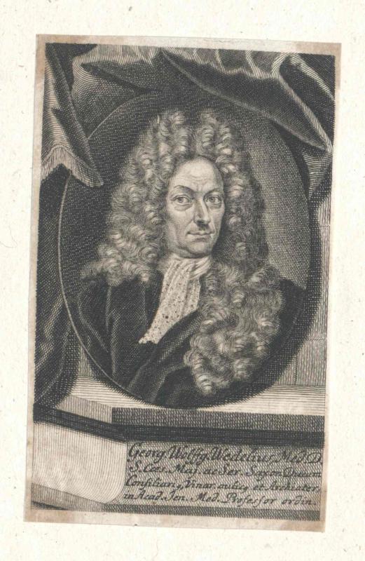 Wedel, Georg Wolfgang