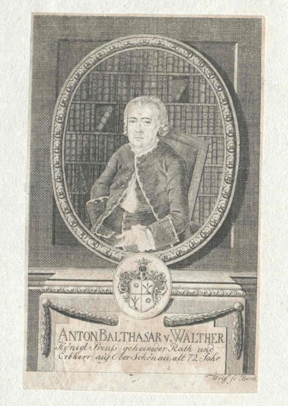 Walther, Anton Balthasar von
