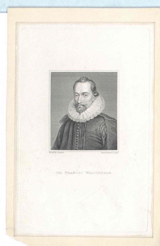 Walsingham, Sir Francis