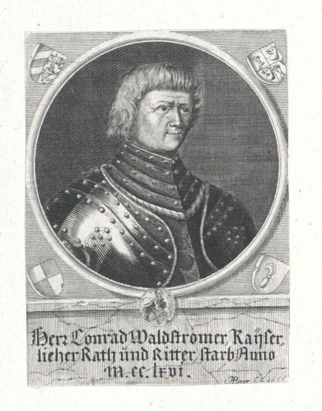 Waldstromer, Konrad