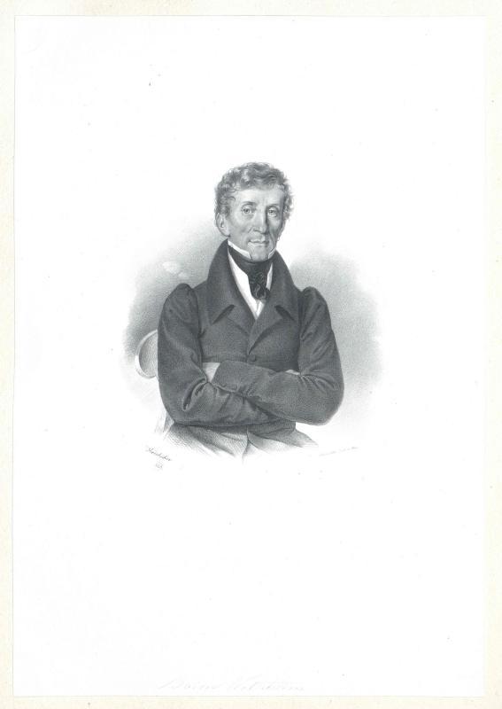 Waldstätten, Johann Baptist Freiherr von