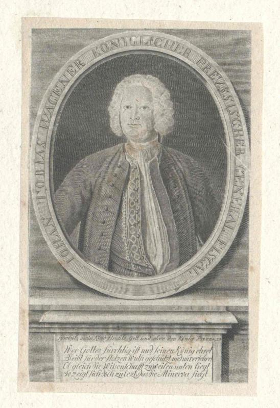 Wagener, Johann Tobias