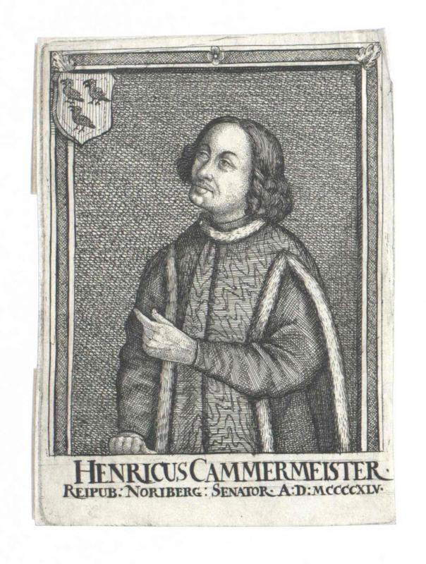 Cammermeister, Heinrich