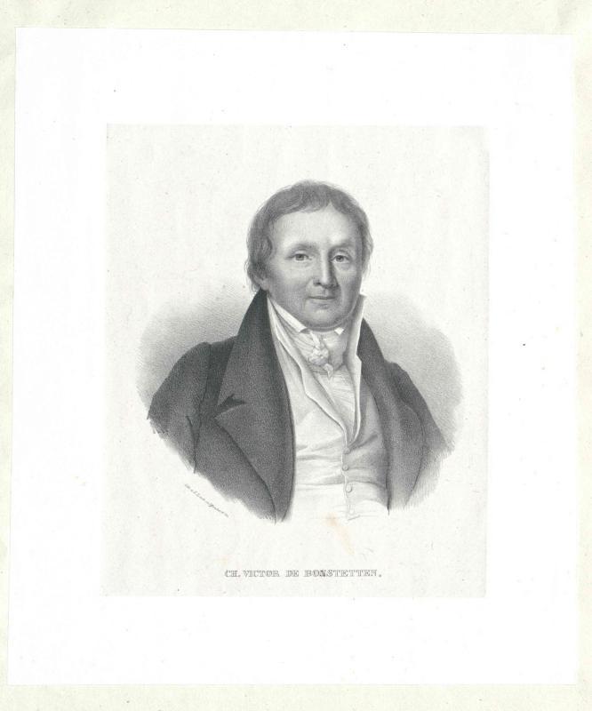 Bonstetten, Carl Victor von