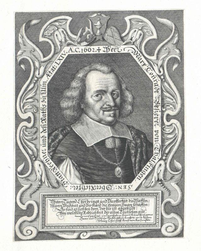 Besserer von Thalfingen, Marx Conrad
