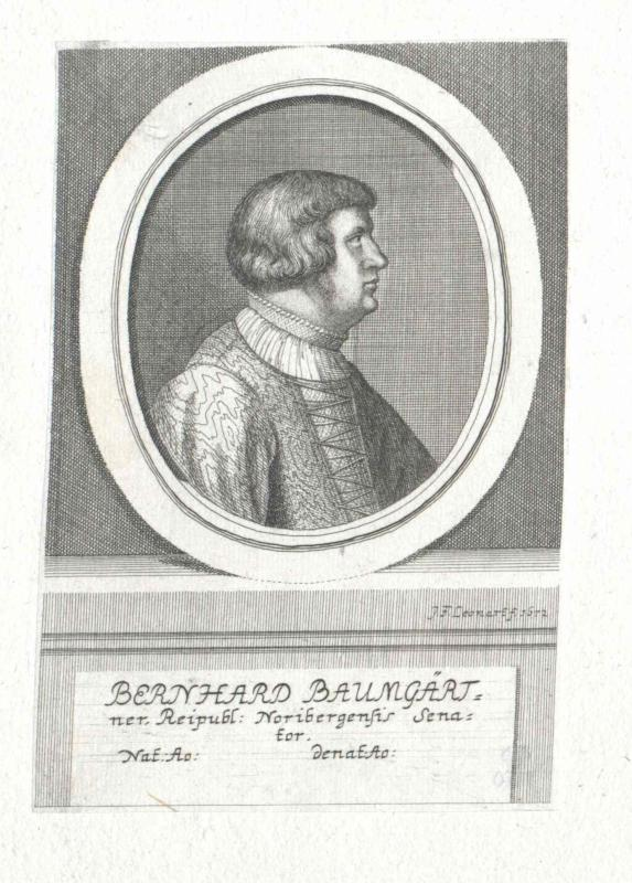 Baumgärtner, Bernhard