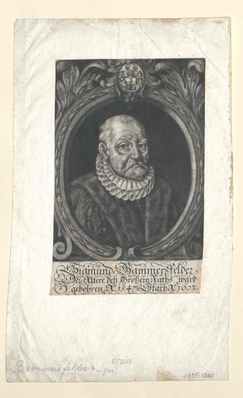 Bammersfelder, Sigmund