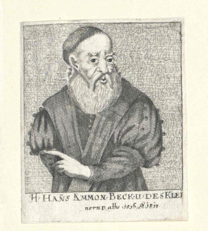 Ammon, Hanns