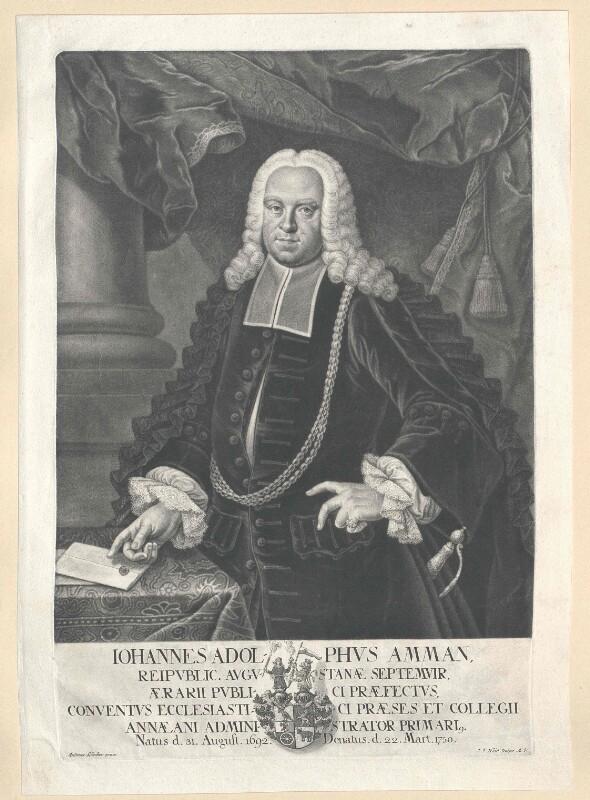 Amman, Johannes Adolph