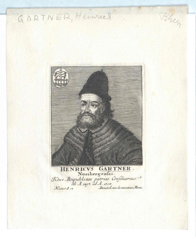 Gartner, Heinrich