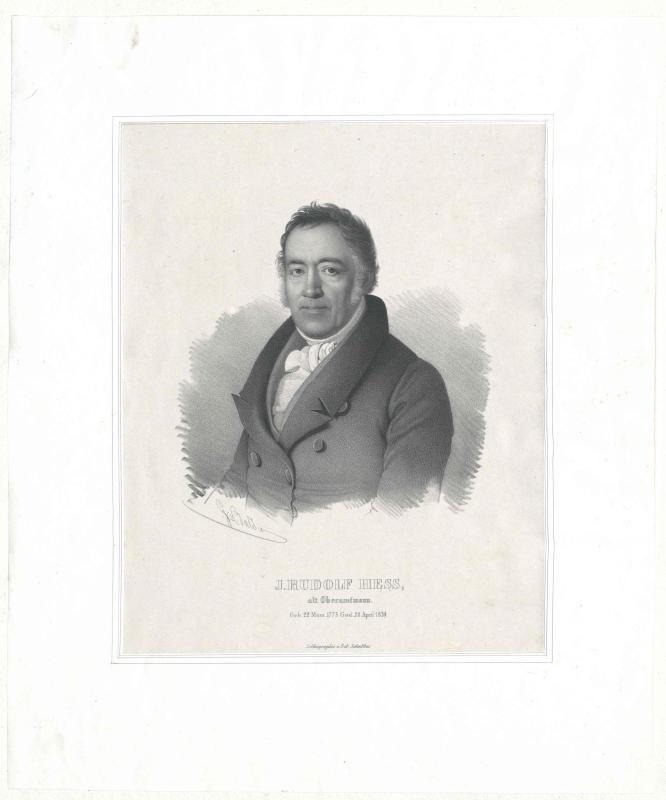 Hess-Scheuchzer, Johann Rudolf