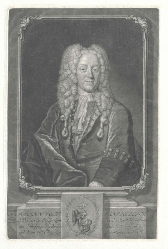 Heberer, Johann Wolfgang