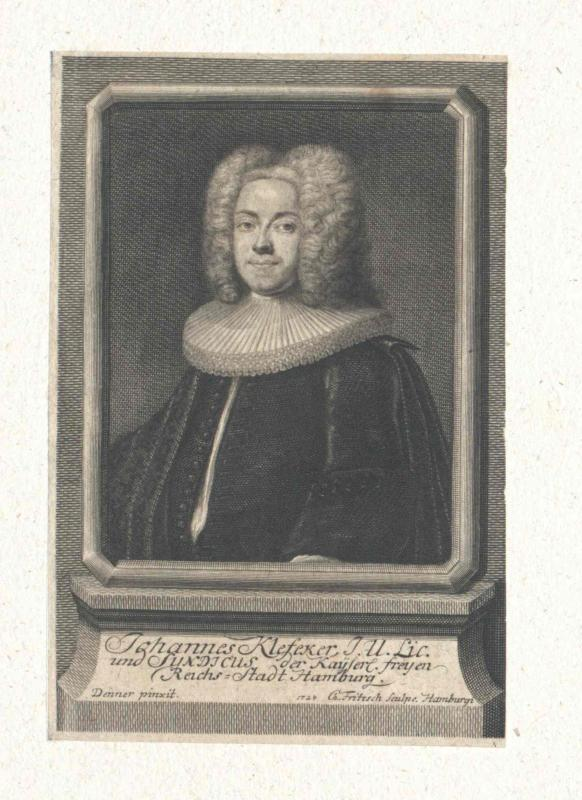 Klefeker, Bernhard
