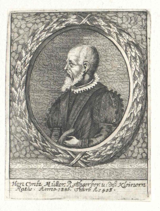 Müller, Contz