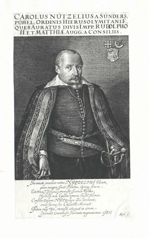 Nützel von Sündersbühl, Carl