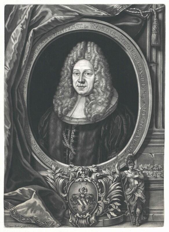 Tucher von Simmelsdorf, Christoph Wilhelm