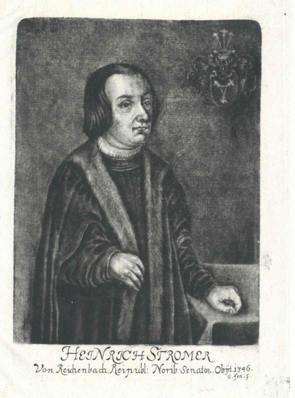 Stromer von Reichenbach, Heinrich