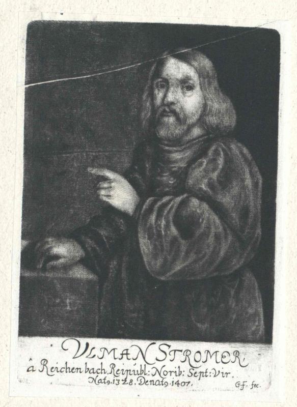 Stromer von Reichenbach, Ulman