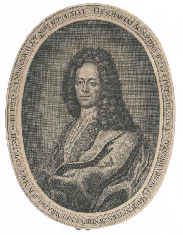 Acoluth, Zacharias