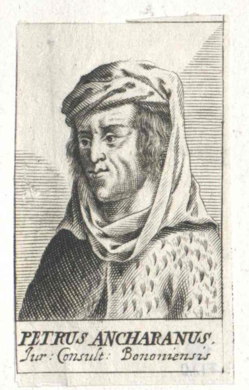 Ancarano, Pietro d'