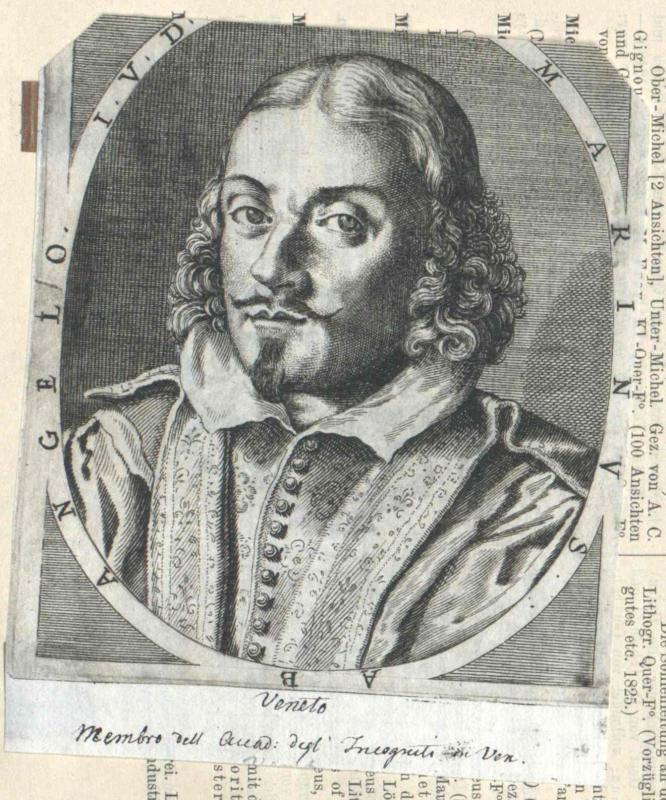 Angelo, Marinus ab