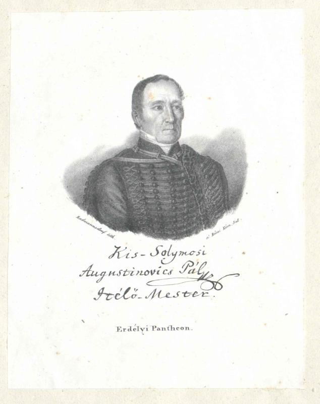 Augustinovics, Pál