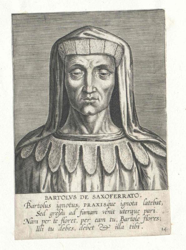 Sassoferrato, Bartolo da