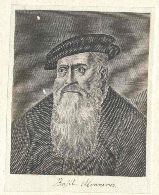 Alemannus, Christian
