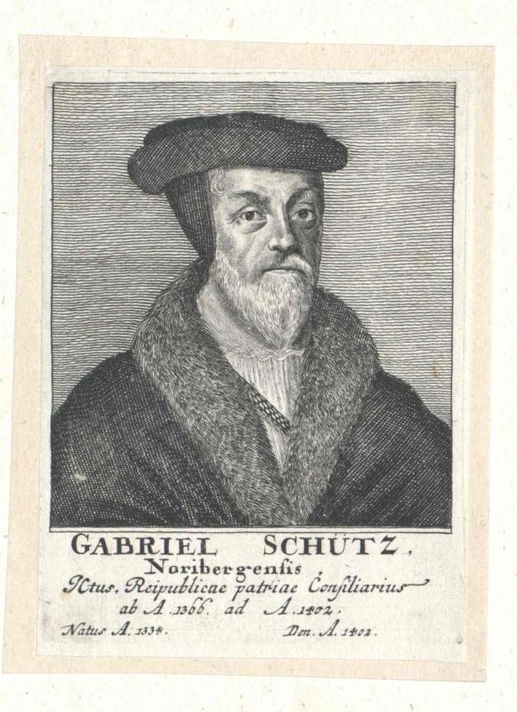 Schütz, Gabriel