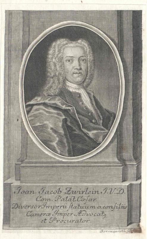 Zwierlein, Johann Jakob von