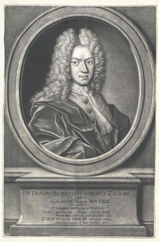 Züllich, Michael Friedrich