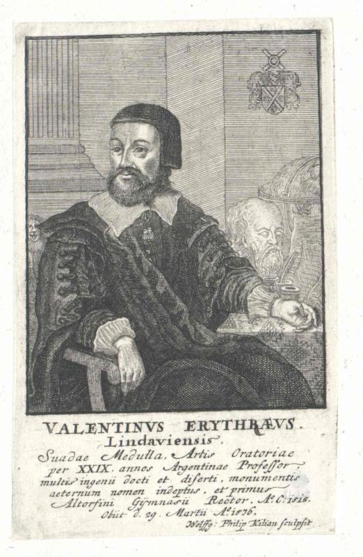 Erythräus, Valentin
