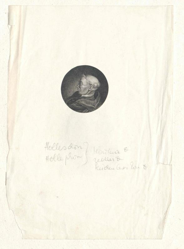 Johann von Holleschow